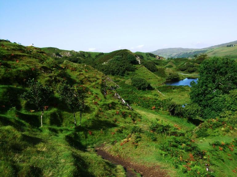 Fairy Glen - Isle of Skye - Edinburgh