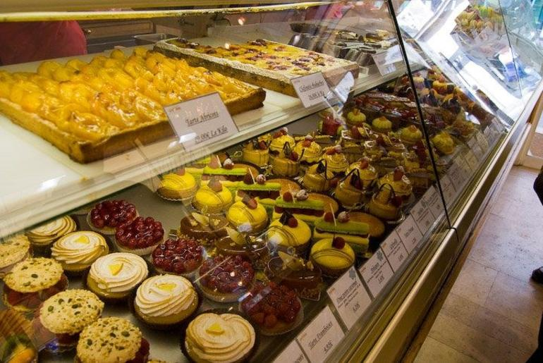 French Pastries - Paris