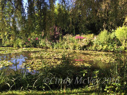Giverny - Monet's House and Gardens , Cindy M - September 2016