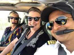 Helicopter Flight Time! , mabp - October 2017