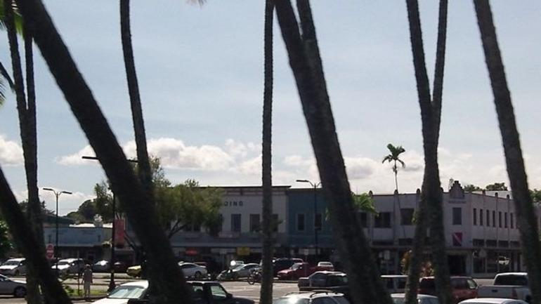 hilo town - Big Island of Hawaii