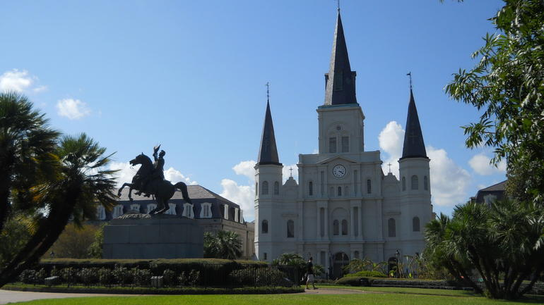 Jackson Square - New Orleans