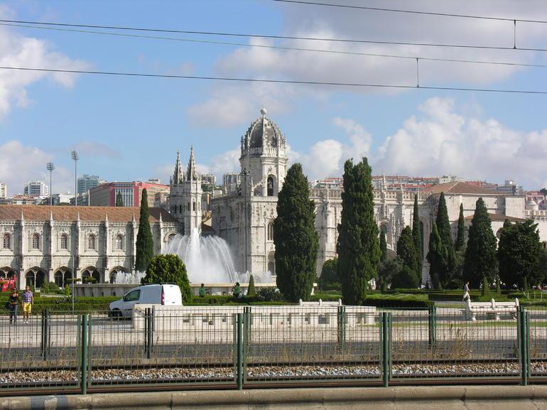 Jeronomies Monestary - Lisbon