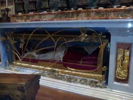 Tumba de Juan XXIII en la Basílica de San Pedro , JOAQUIN A - April 2014