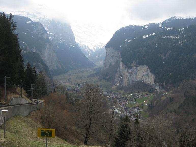 lauterbrunnen - Lucerne