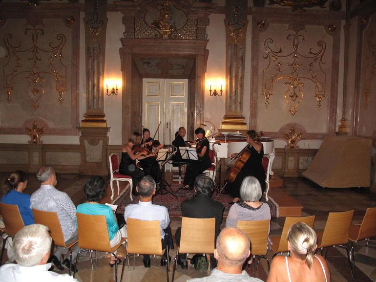 Marble Hall in Schloss Mirabell - Salzburg