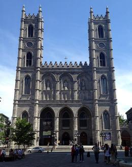 Notre Dame, Jules & Brock - July 2012