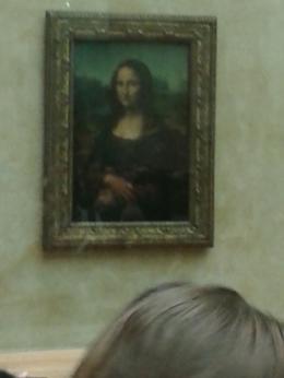 Mona Lisa del Giocondo , Eduardo - October 2013