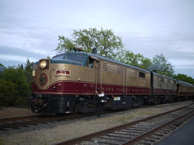 Napa Valley Wine Train - Napa & Sonoma