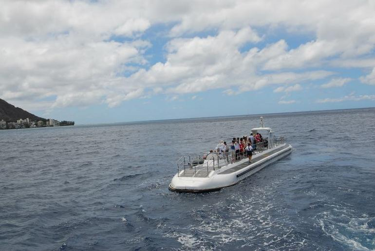 Oahu Submarine Ride - Oahu