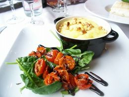 This was the duck shepherd's pie - I recommend it! , Susan H - February 2016