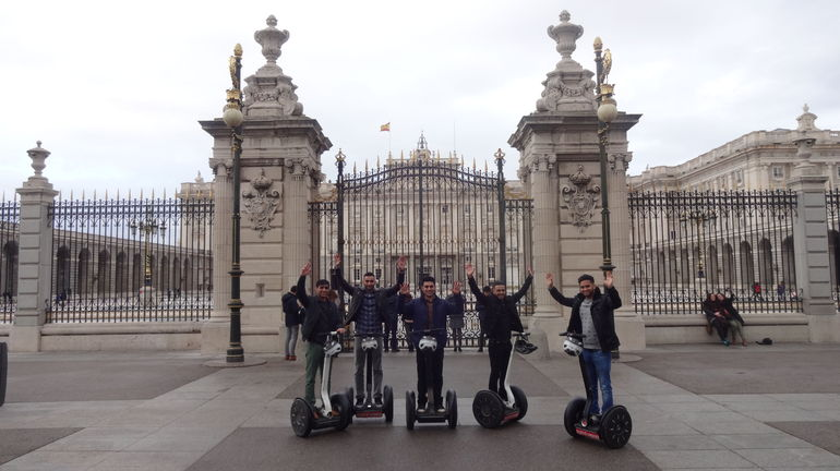 Madrid Segway Tour photo 16