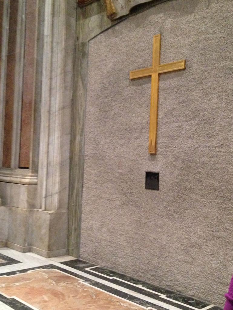Sacred door - Rome