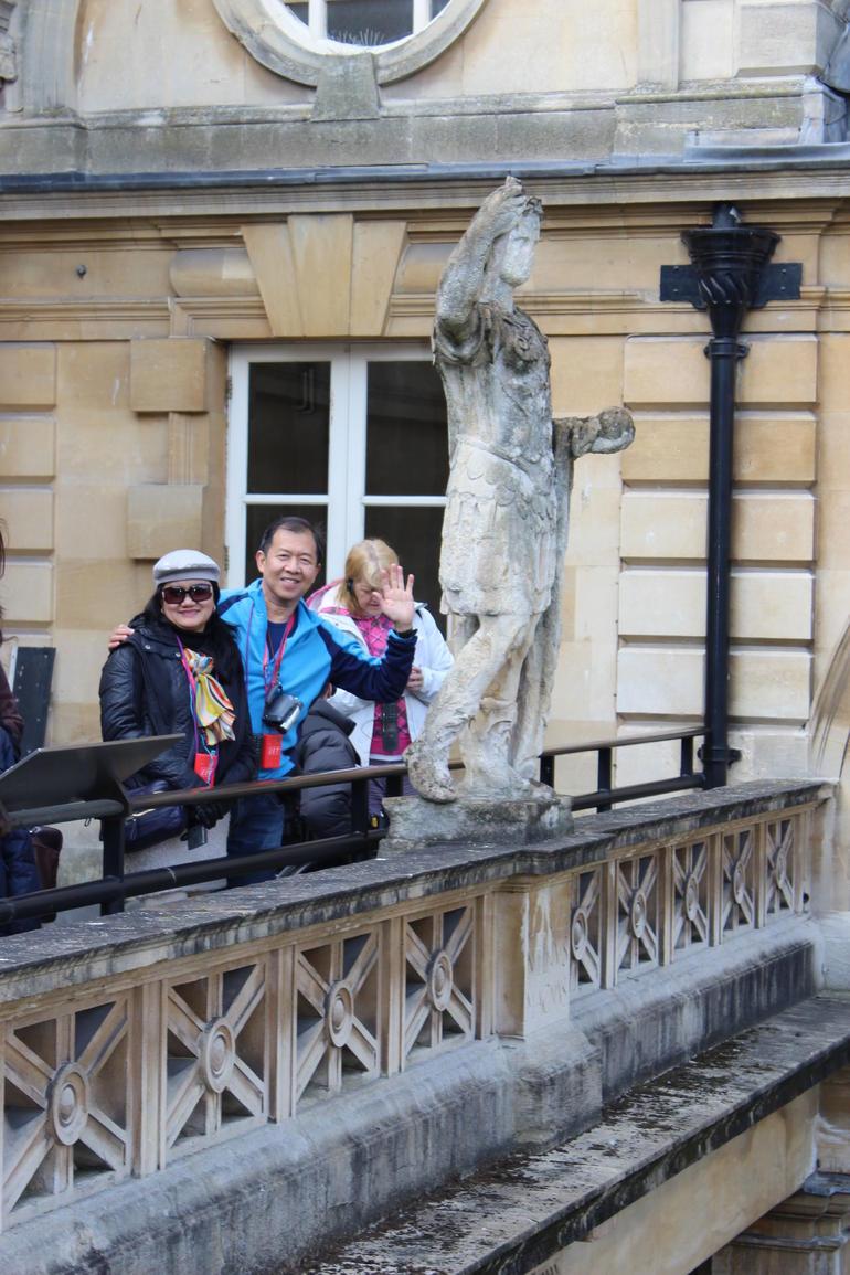 The Roman Baths - London
