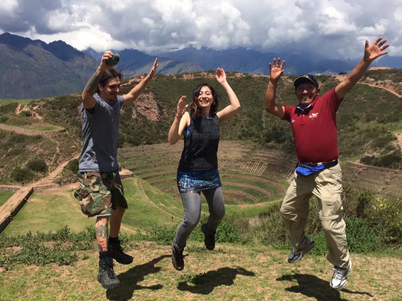 MORE PHOTOS, Maras, Moray and Chinchero Private Day Trip from Cusco