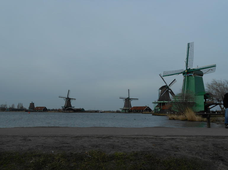 The Windmill Village - Amsterdam