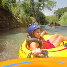 Jamaica River Tubing Adventure on the Rio Bueno, Montego Bay, JAMAICA