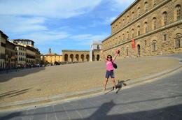 Uffizi Gallery and Vasari Corridor Walking Tour - August 2012