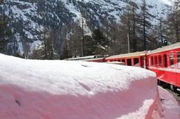 Via Tirano, It - St Moritz, Sw, Flavio V - April 2009