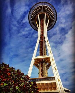 The Space Needle , Amber H - October 2016