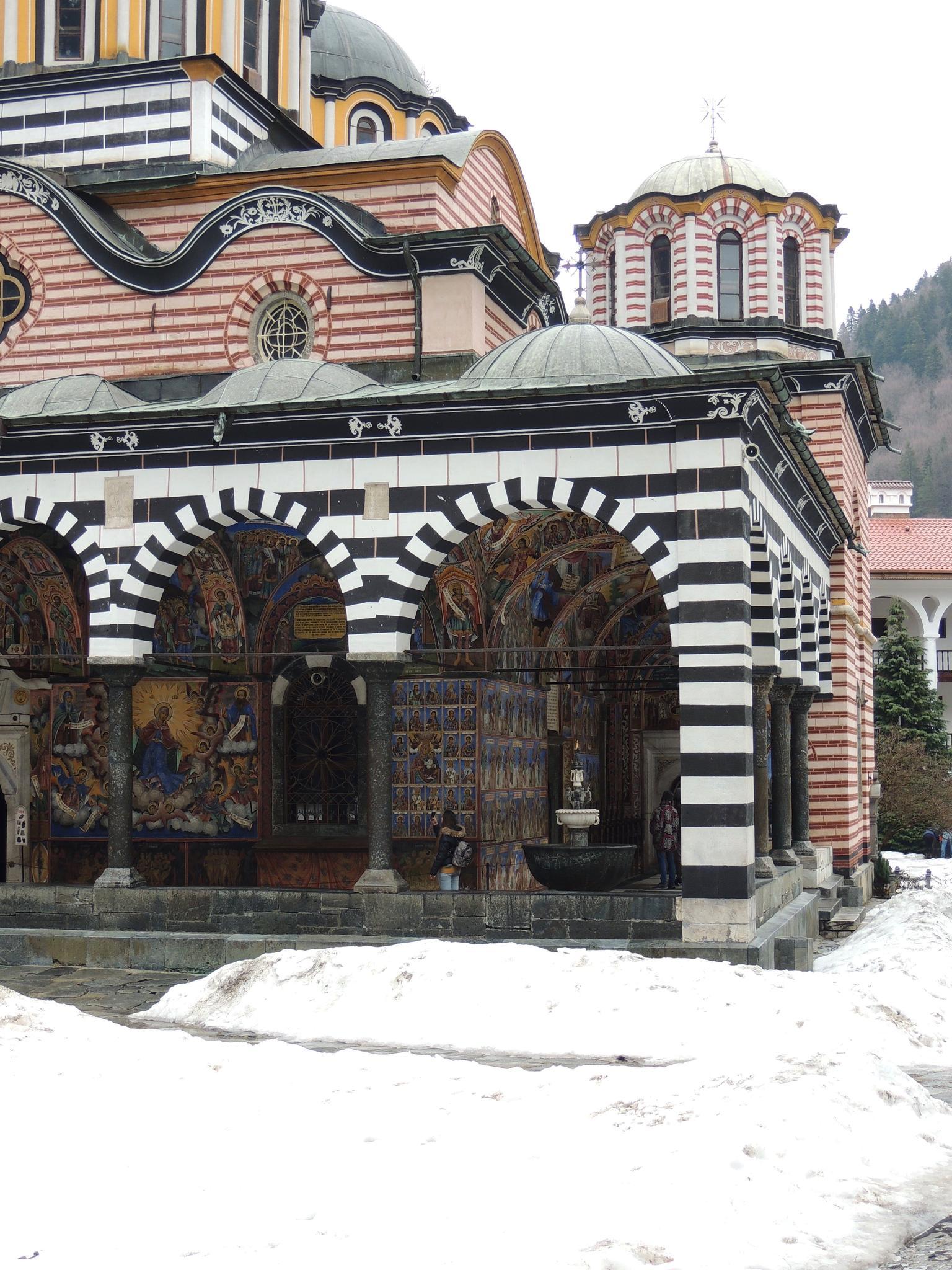 MÁS FOTOS, Excursión en autobús al monasterio de Rila y la iglesia de Boyana