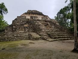 The Royal Palace in the City of Chacchoben , Jw S - August 2017