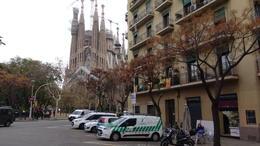 La Sagrada Familia , Geoff S - January 2018