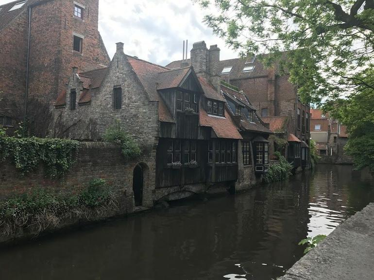 Bruges Guided Visit Day Trip