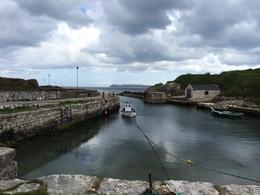 Ballintoy Harbour, Antrim. The location where the Iron Islands scenes were filmed. , Ann-marie W - June 2014