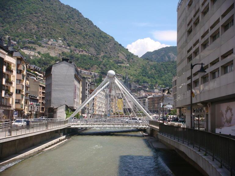 Andorra la Vella - Barcelona