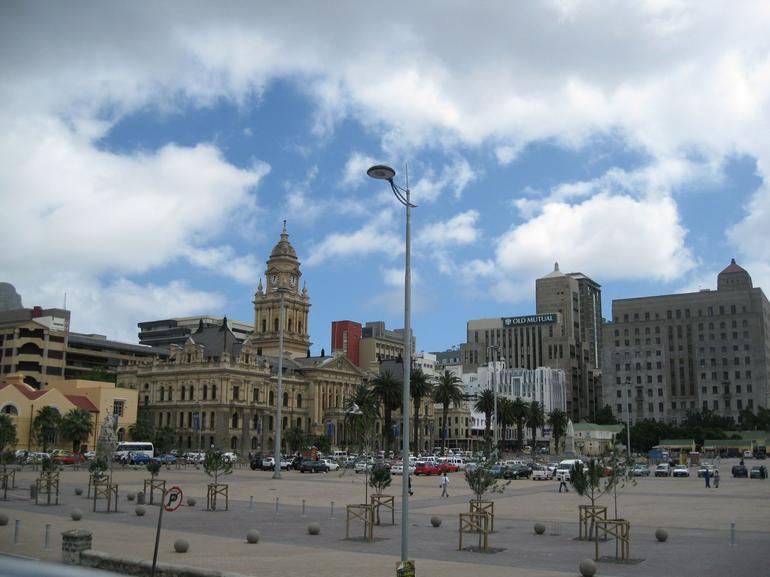 Capetown Town Hall - Cape Town