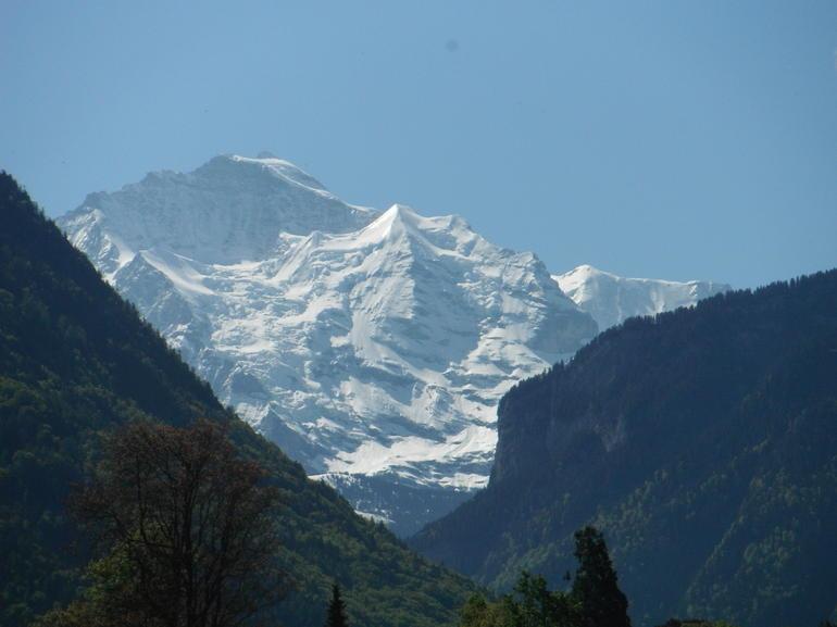 Coach tour to interlaken from Lucerne - Lucerne