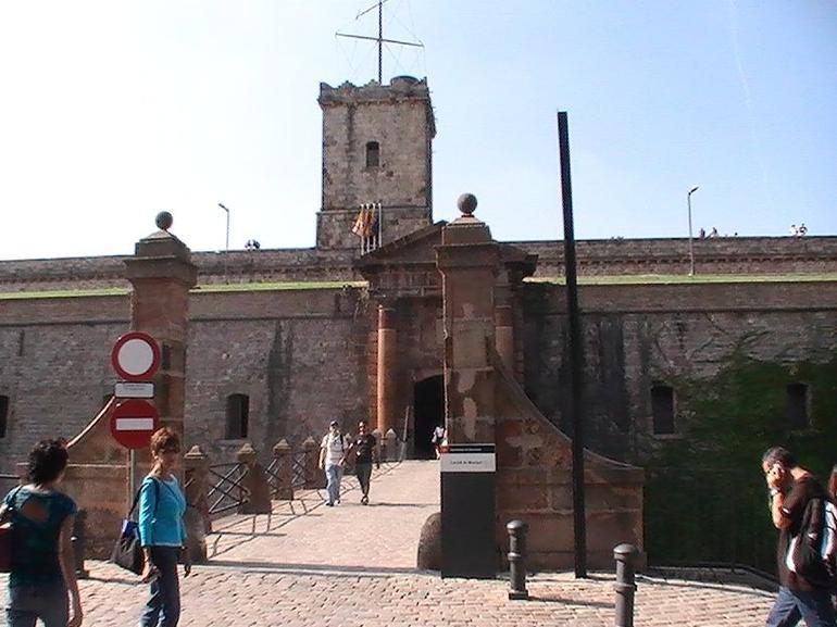 Fortress - Barcelona
