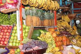 Fresh fruit., Bandit - November 2013