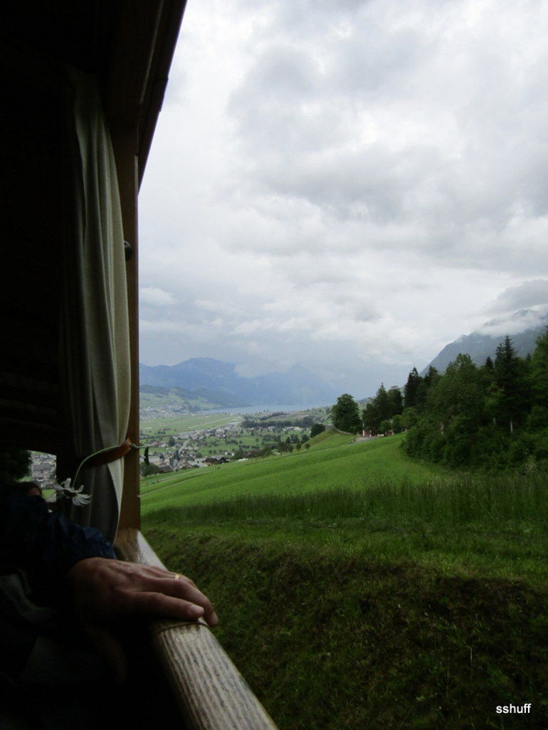 Day Trip to Lucerne and Mount Stanserhorn Including CabriO Cable Car Ride photo 10