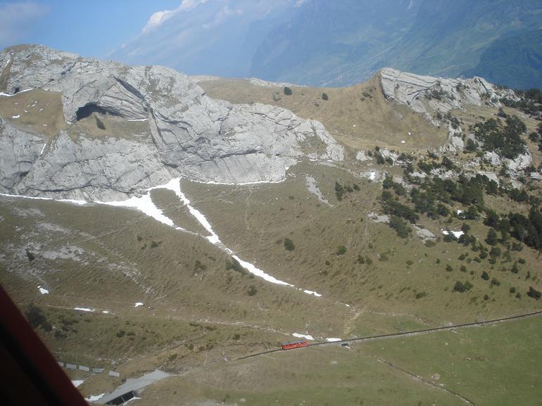 Going down the mountain - Zurich - Zurich