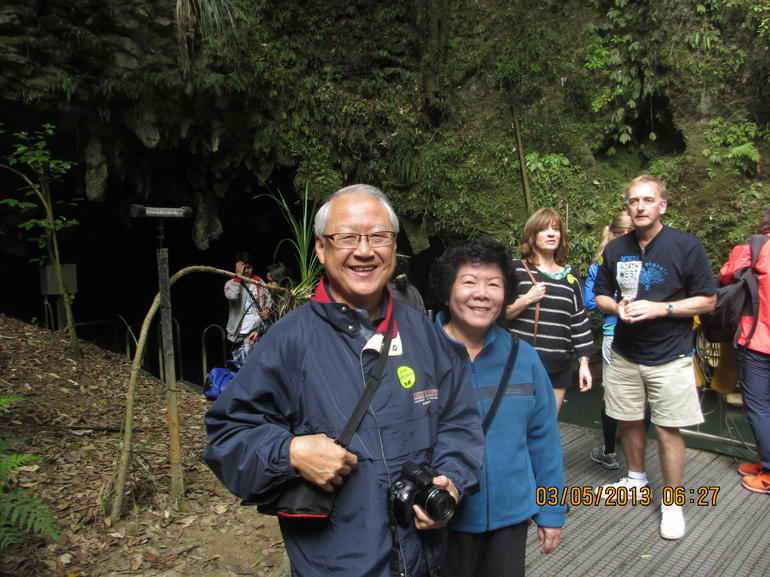 Rotorua Full Day Tour: Waitomo Caves, Agrodome and Te Puia departs Auckland photo 19