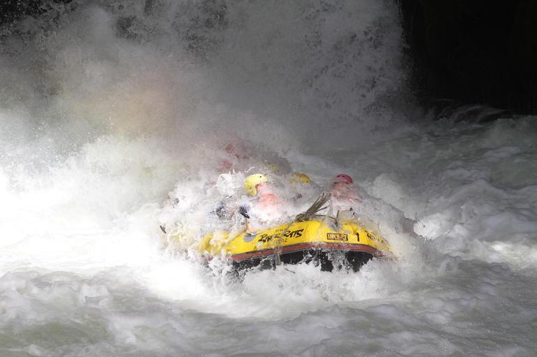 Kaituna River White Water Rafting from Rotorua