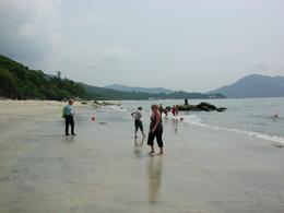 A very, very long beach., Mark S - September 2009