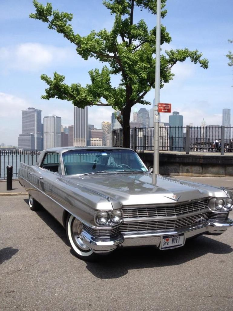 Luxury vintage Cadillac - New York City