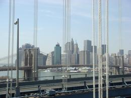 Manhattan skyline. - April 2008