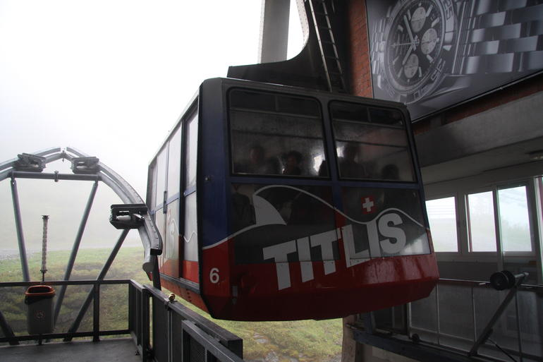 Mount Titlis Cable Car - Zurich