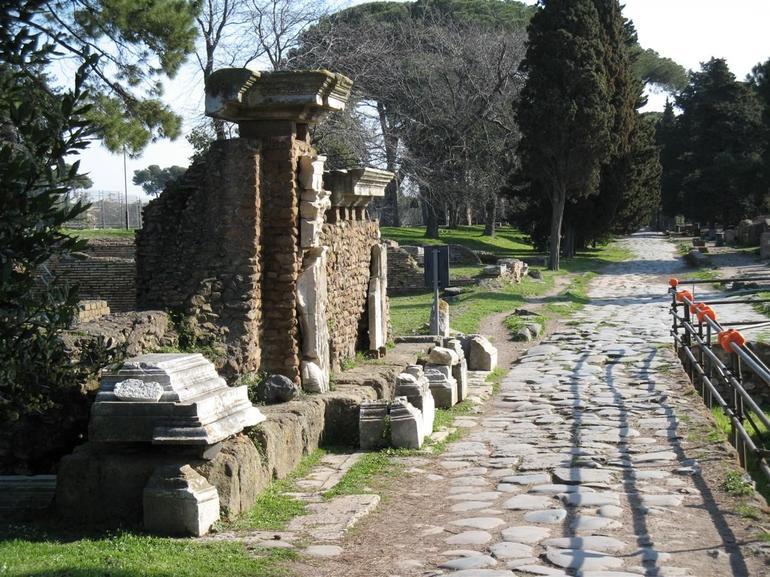 Ostia City Gate - Rome