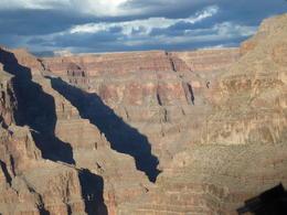 Fabulous views of the canyon , Bev R - April 2012
