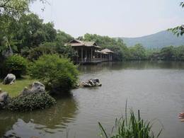 West Lake scenery., Julie - June 2012