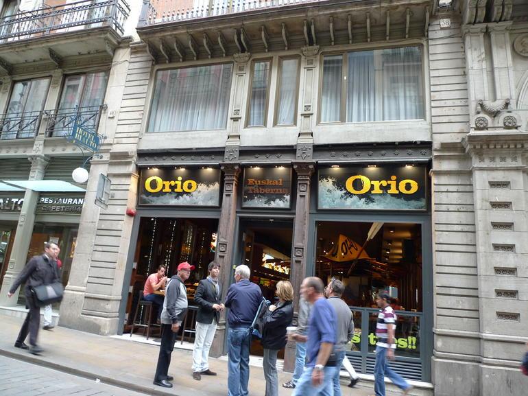 Tapas Bar - Barcelona
