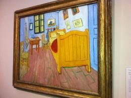 Bedroom in Arles, Ryan & Asha - September 2012