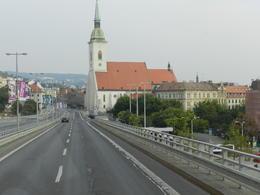 Entry into Bratislava , RP - October 2016