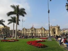Plaza Mayor , Barbara C - October 2016