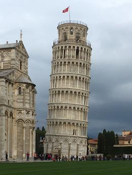 The leaning tower , Peter G - April 2017